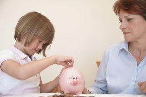 Leer je kind omgaan met geld.